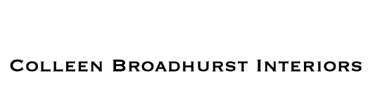 Colleen Broadhurst Interiors Logo